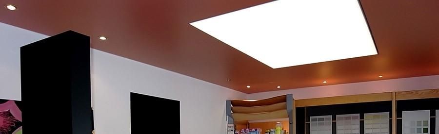 Frehel peinture frehel deco morbihan 56 loire for Peinture plafond mat ou satine