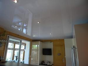 Réalisations plafond tendu laqué Loire Atlantique, 44