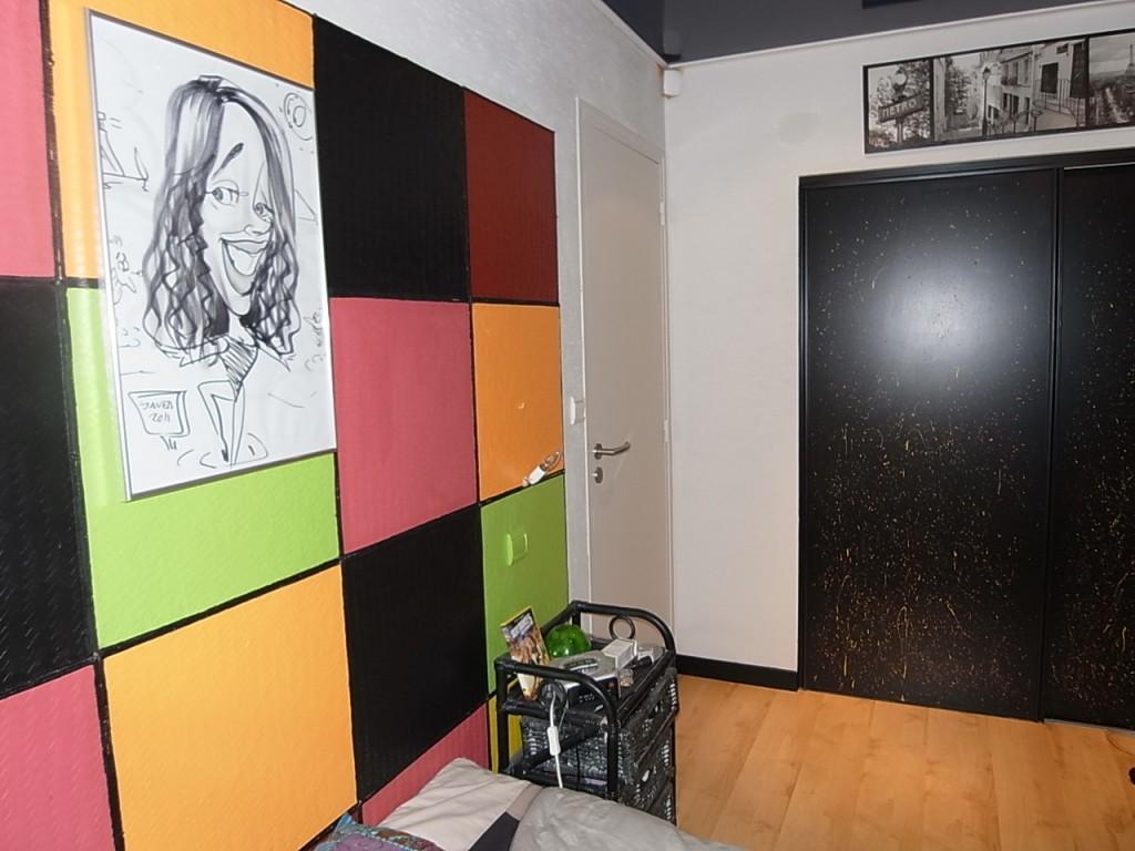 Chambre ado, Peinture murs et placard, fréhel Déco peintre morbihan, 56, Loire Atlantique, 44