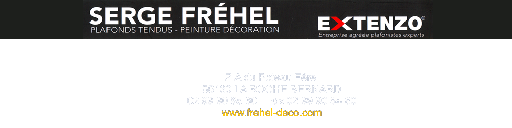 Peinture Frehel Deco – Morbihan – Loire Atlantique