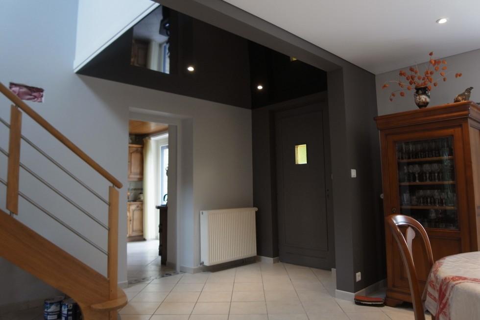 Hall d'entrée – Cage d'escalier