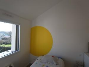Chambre peinture et revêtement dans le Morbihan, 56