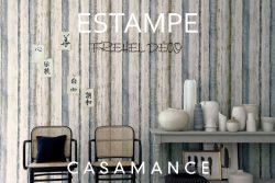 Estampe de Chez Casamance